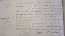 Prudent Adelin Aubert le 17/01/1903 à Marcilly le Hayer (10 ) - Verso