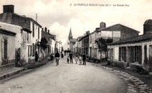 La Chapelle Heulin : La Grand Rue