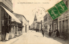 La Chapelle Heulin - La Grand Rue