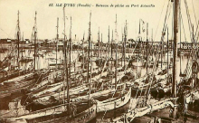 Ile d'Yeu : Port Joinville