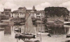 Ile D'Yeu : Vue de Port Joinville  maree basse - 1930 ?