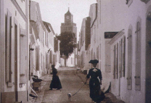 Ile D'Yeu : Port Joinville Grand Rue  - 1910 ?