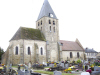 Marcilly le hayer : l'Eglise - 2008 - Photo JLB