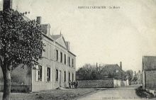 Marcilly le Hayer : La Mairie