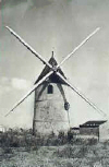 Noirmoutier : Moulin