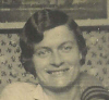 Marthe Turb�  vers 1931 - Cholet (49 )