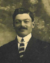 Ch�ri Roger Auguste Firmin, dit Roger Turb� vers 1922