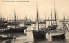 Ile D'Yeu : Port Joinville  maree basse  -  1900 ?